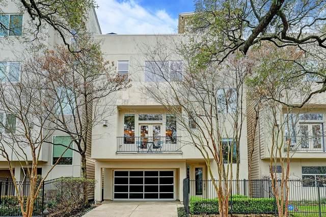 4906 Mount Vernon Street, Houston, TX 77006 (MLS #58434716) :: The Property Guys