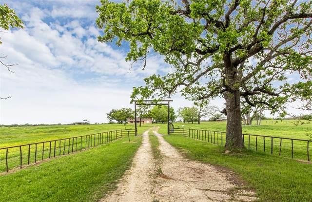 12724 Bundic Road, North Zulch, TX 77872 (MLS #58439302) :: Michele Harmon Team