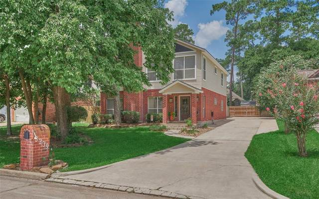 3339 Fitzgerald Drive, Montgomery, TX 77356 (MLS #58442366) :: All Cities USA Realty