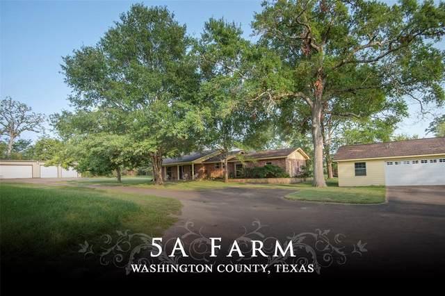 9902 Highway 105, Brenham, TX 77833 (MLS #58447710) :: The SOLD by George Team