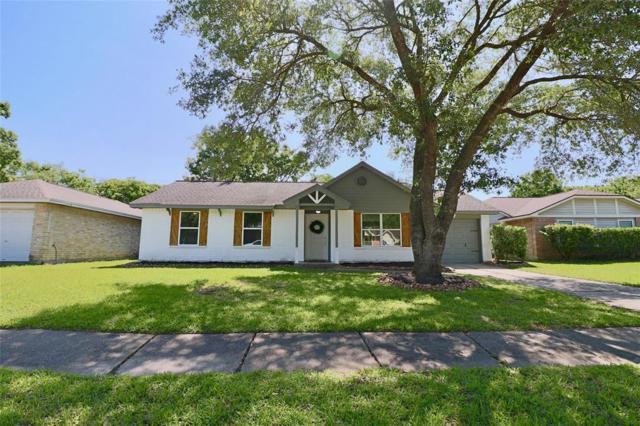 604 Dixie Drive, League City, TX 77573 (MLS #58448268) :: Texas Home Shop Realty