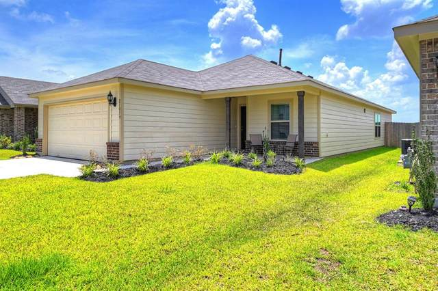 21019 Twining Rose Lane, Tomball, TX 77377 (MLS #58455581) :: The Bly Team