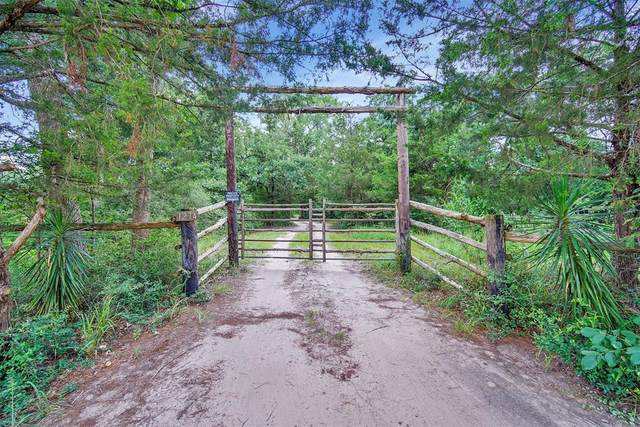 1274 Misty Hollow Lane, Bedias, TX 77831 (MLS #5845688) :: My BCS Home Real Estate Group