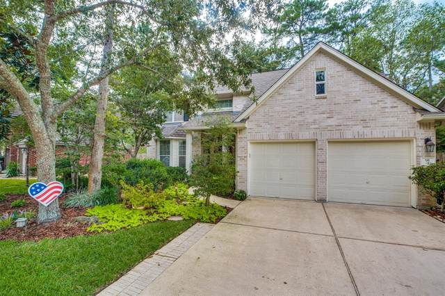91 E Whistlers Bend Circle, The Woodlands, TX 77384 (MLS #58465175) :: The Heyl Group at Keller Williams