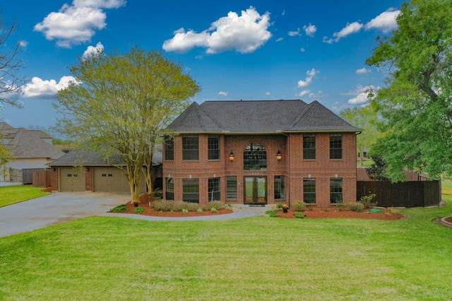 117 Waterlily Street, Lake Jackson, TX 77566 (MLS #58466645) :: Ellison Real Estate Team