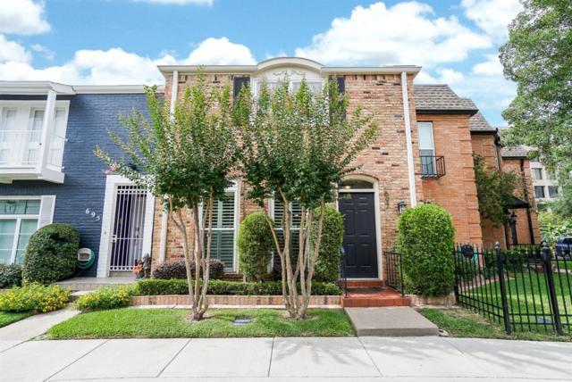 697 N Post Oak Lane #697, Houston, TX 77024 (MLS #58466852) :: The Johnson Team