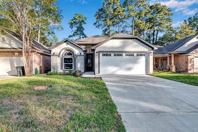 11315 Alcott Drive, Montgomery, TX 77356 (MLS #5847010) :: The Home Branch