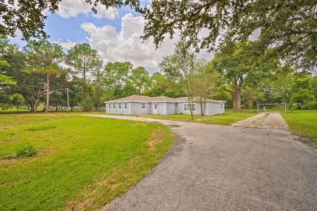 12638 Manor Drive, Brookside, TX 77581 (MLS #58470243) :: Christy Buck Team