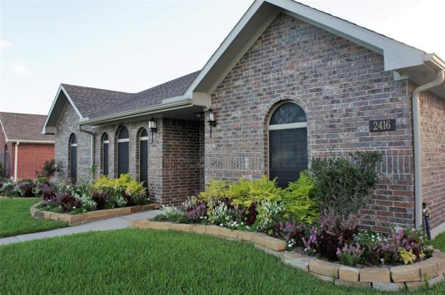 2416 Grey Kirby Drive, League City, TX 77573 (MLS #58471112) :: Texas Home Shop Realty