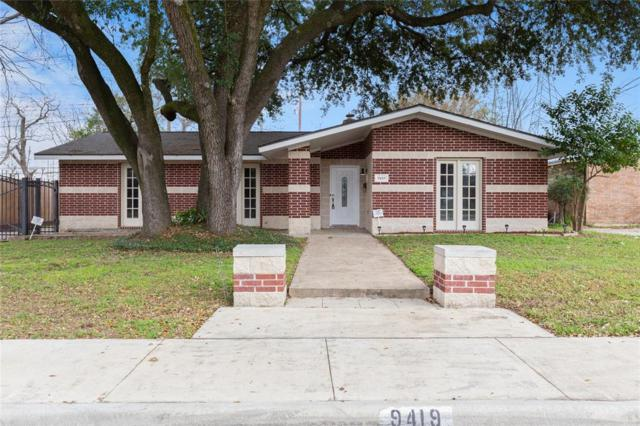 9419 Greenwillow Street, Houston, TX 77096 (MLS #58481496) :: Connect Realty