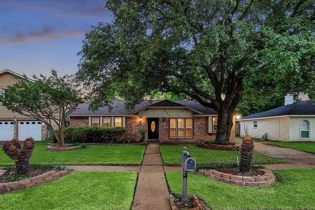 9631 Springmont Drive, Houston, TX 77080 (MLS #58500478) :: Michele Harmon Team