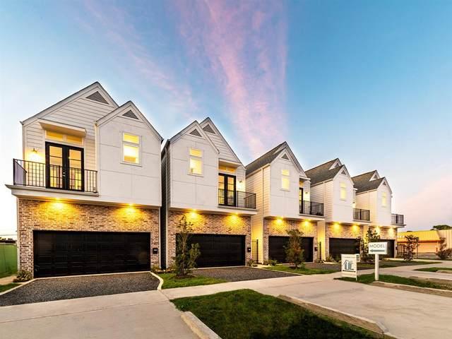 105 Coronado Street, Houston, TX 77009 (MLS #58507818) :: Keller Williams Realty