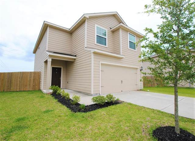8234 Sandy Sea Road, Cove, TX 77523 (MLS #58510245) :: Guevara Backman
