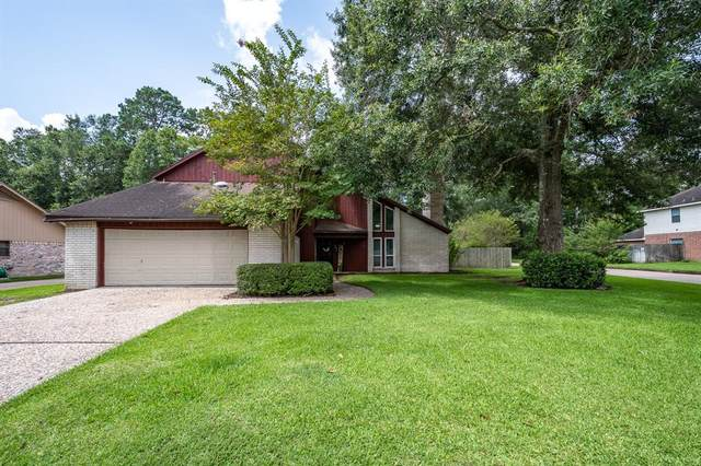 202 Cliffbrook Lane, Cleveland, TX 77327 (MLS #58515926) :: The Property Guys
