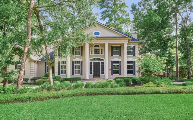 18 N Heritage Hill Circle, The Woodlands, TX 77381 (MLS #58529638) :: The Freund Group