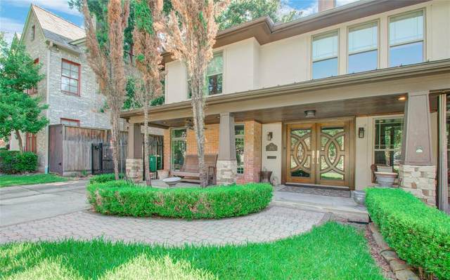 3515 Drexel Drive, Houston, TX 77027 (MLS #58532864) :: The Property Guys