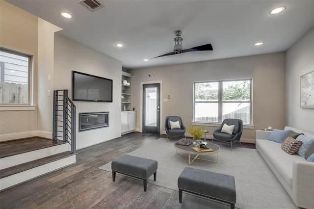 103 E 44th B, Houston, TX 77018 (MLS #58533046) :: Texas Home Shop Realty