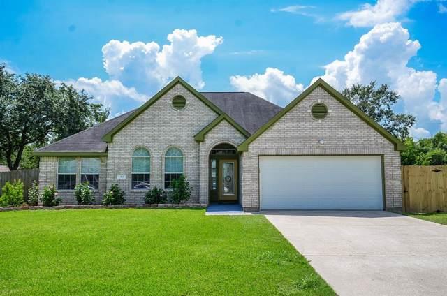 411 Oakdale Street, Shoreacres, TX 77571 (MLS #58535835) :: The Jill Smith Team
