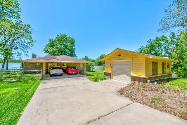 424 E Taylor Lake Circle, Livingston, TX 77351 (MLS #5855256) :: The Bly Team