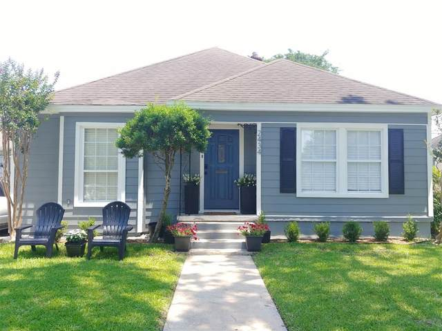 2434 Goldsmith Street, Houston, TX 77030 (MLS #58553138) :: The Parodi Team at Realty Associates
