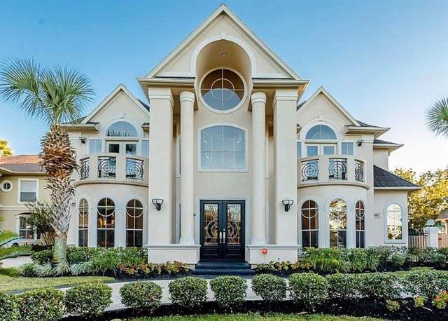 5503 Regency Drive, Sugar Land, TX 77479 (MLS #58555580) :: Homemax Properties