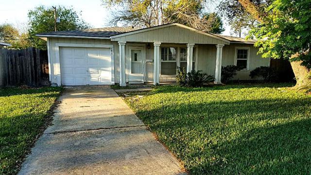 1814 Wayside Drive, Texas City, TX 77590 (MLS #5857800) :: Christy Buck Team