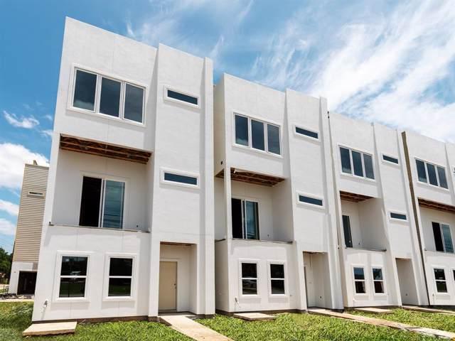 2107 Engelmohr Street F, Houston, TX 77054 (MLS #58578422) :: Giorgi Real Estate Group