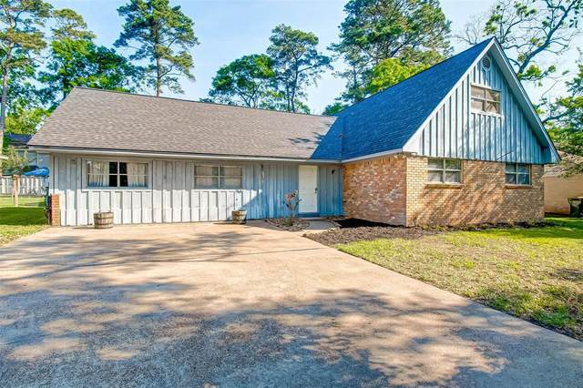 1106 Holly Drive, Conroe, TX 77301 (MLS #58585777) :: Michele Harmon Team