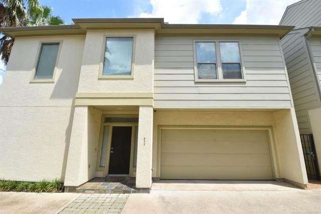 932 Lester Street, Houston, TX 77007 (MLS #58586964) :: Ellison Real Estate Team