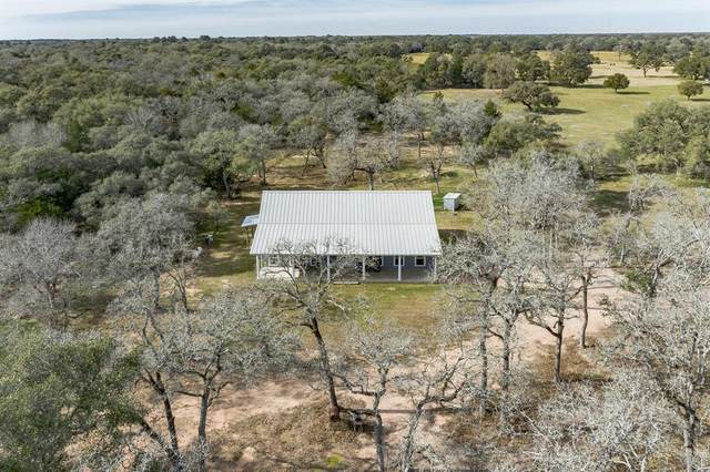 286 Private Road 1051, Hallettsville, TX 77964 (MLS #5859857) :: The Bly Team