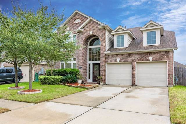 3116 Rock Brook Lane, League City, TX 77573 (MLS #58610262) :: Ellison Real Estate Team