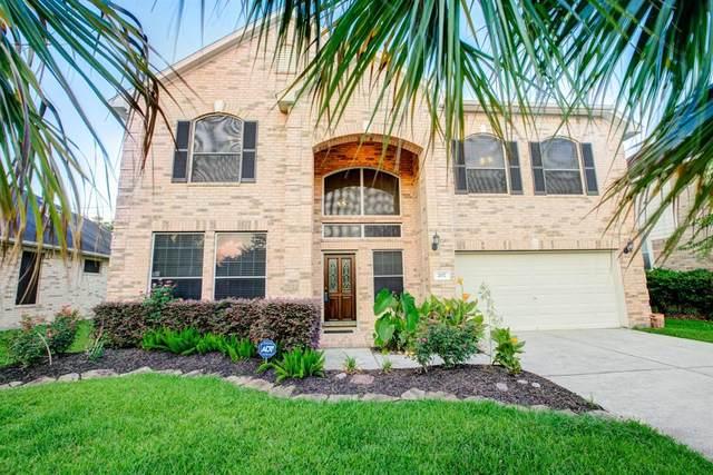 207 Blossomwood Drive, League City, TX 77573 (MLS #58610375) :: Texas Home Shop Realty