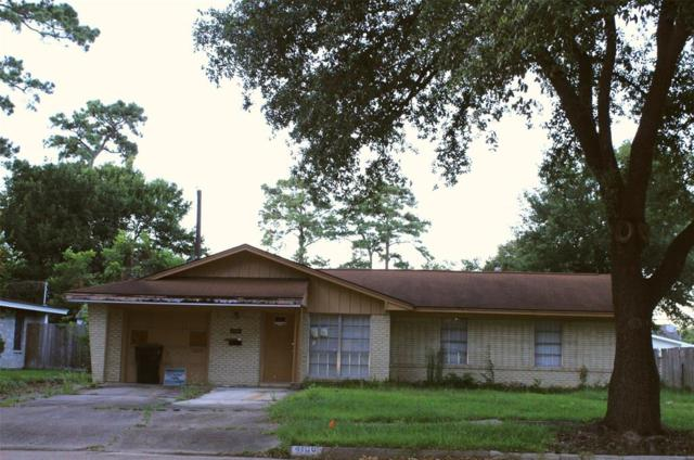 4106 Gardendale Drive, Houston, TX 77092 (MLS #58617584) :: The Home Branch