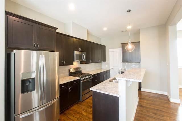 1314 W 21st Street C, Houston, TX 77008 (MLS #58623677) :: The Home Branch