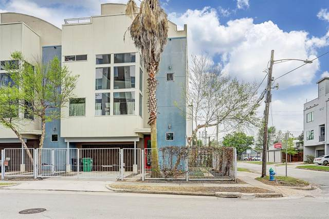 1803 Oneil Street A, Houston, TX 77019 (MLS #58624201) :: Lerner Realty Solutions