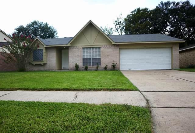 16806 Limeshade Lane, Sugar Land, TX 77498 (MLS #58625460) :: The SOLD by George Team