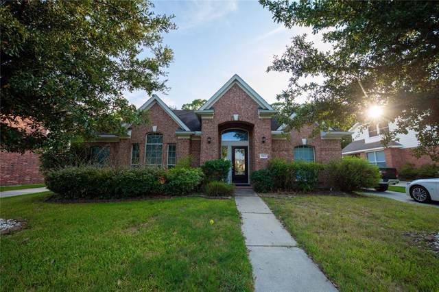 19403 Creek Run Drive, Spring, TX 77388 (MLS #58631300) :: Caskey Realty