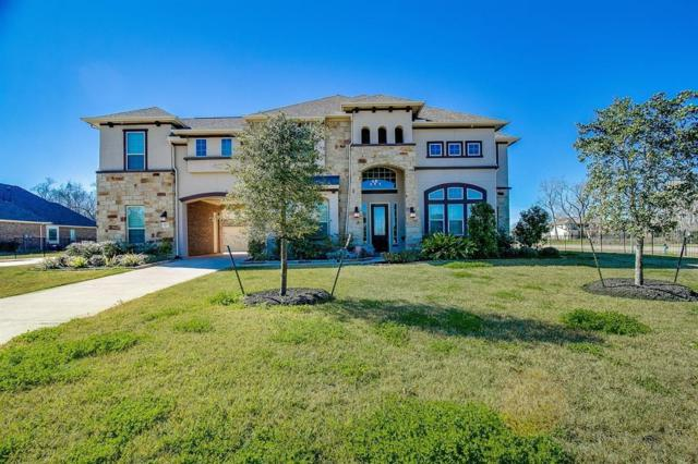 5202 Beekman Drive, Missouri City, TX 77459 (MLS #58631497) :: The SOLD by George Team