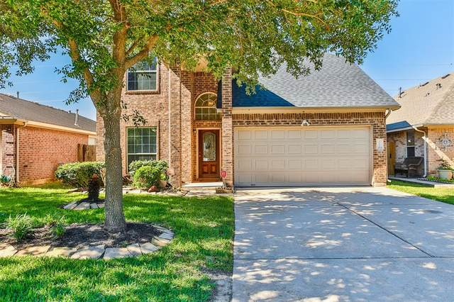 20835 Balmoral Glen Lane, Katy, TX 77449 (MLS #58632822) :: Michele Harmon Team