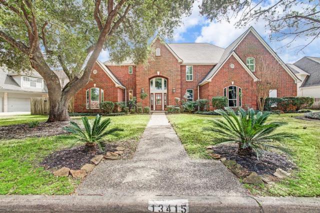 13415 Sweet Surrender Court, Houston, TX 77041 (MLS #58634167) :: Caskey Realty