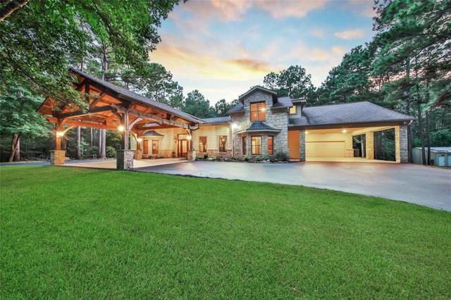 20515 Sapphire Circle, Magnolia, TX 77355 (MLS #58635320) :: Texas Home Shop Realty