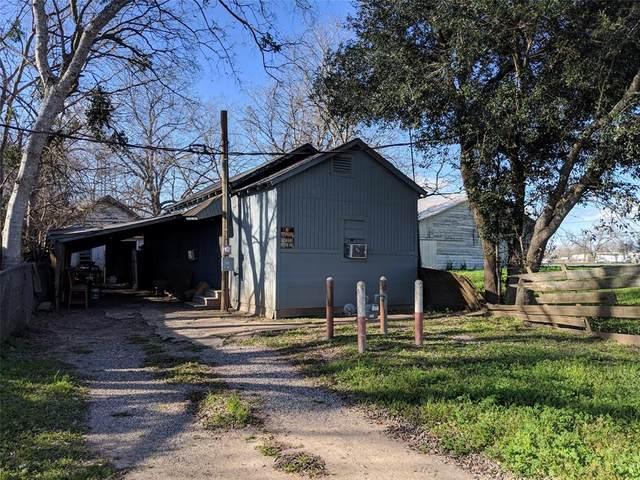 305 N Ford Street, Wharton, TX 77488 (MLS #58651173) :: Bay Area Elite Properties