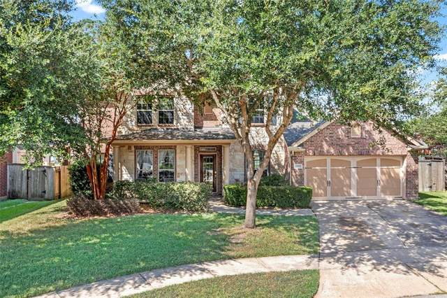 2103 Trailbrook Court, League City, TX 77573 (MLS #58655328) :: The Home Branch
