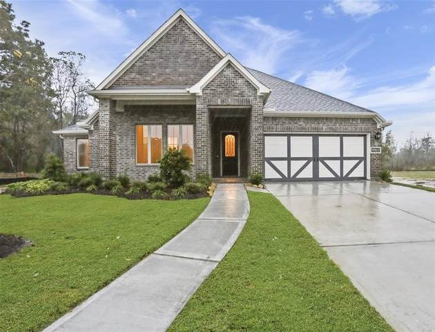 2734 Broad Reach, Manvel, TX 77578 (MLS #58658278) :: All Cities USA Realty