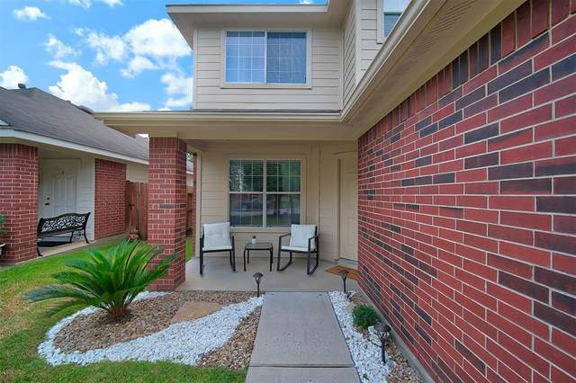 33218 Cottonwood Bend, Magnolia, TX 77354 (MLS #58664361) :: The SOLD by George Team