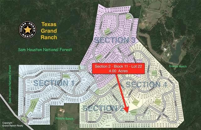 2-11-22 Red Hawk Road, Huntsville, TX 77340 (MLS #58671320) :: The Sansone Group