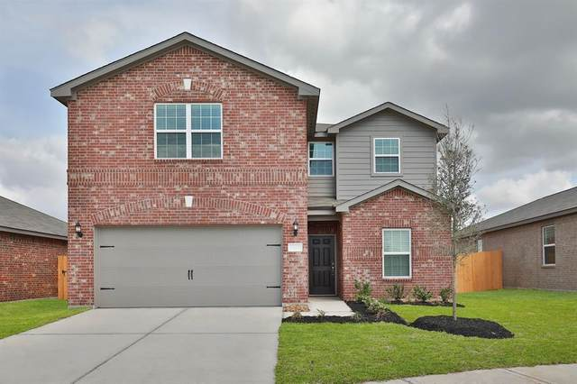 10789 Castle Rock Drive, Cleveland, TX 77328 (MLS #58682657) :: The SOLD by George Team