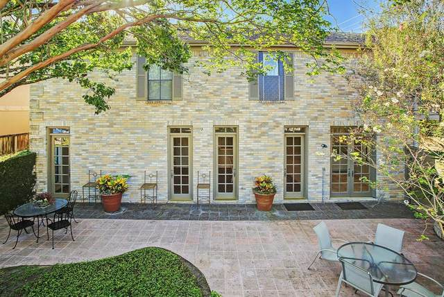 1714 Nantucket A, Houston, TX 77057 (MLS #58683282) :: The Andrea Curran Team powered by Compass