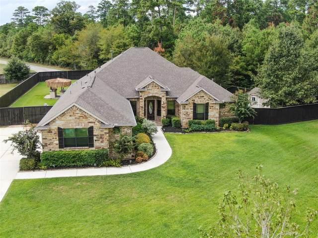 18919 W Grand Pine Circle, Montgomery, TX 77356 (MLS #58689502) :: Giorgi Real Estate Group