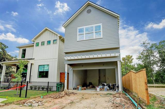 630 W 22nd Street A, Houston, TX 77008 (MLS #5869068) :: The SOLD by George Team